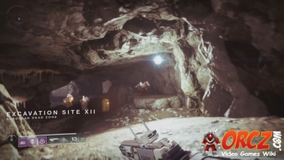 Destiny 2 Excavation Site Xii Orczcom The Video Games Wiki