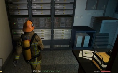 Gta v get the containment drive the video for Bureau raid crew