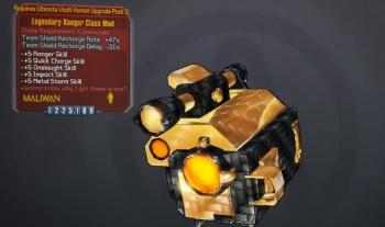 Ranger class mod