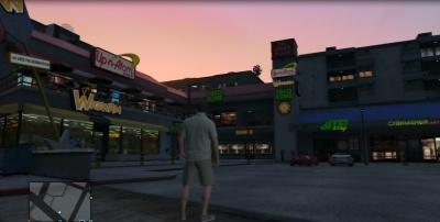 GTA V: Del Perro Plaza - Boulevard Del Perro - Orcz.com ...