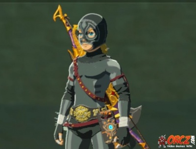 Breath of the Wild Armor Sets - Orcz.com The Video Games Wiki