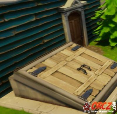 & Fortnite Battle Royale: Storm Cellar - Orcz.com The Video Games Wiki