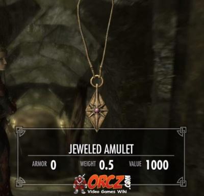 The Last Council Amulet #4