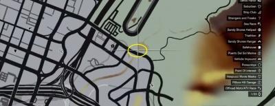 GTA V Free Guns and Armor # 36 -- Shotgun: Lost Clubhouse, East ...