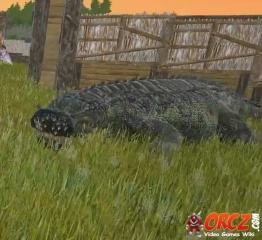 ARK Survival Evolved: Sarco Saddle - Orcz com, The Video