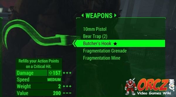fallout 4 perk guide melee