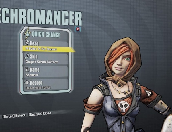 Borderlands 2: Community Day Heads and Skins - Orcz com, The