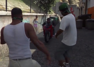 GTA V: Chase D - Orcz com, The Video Games Wiki