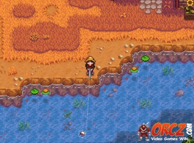 Stardew Valley Fish Guide Orcz Com The Video Games Wiki