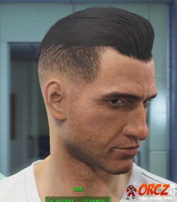 Fallout 4 Male Hair Urban Ranger Orcz Com The Video