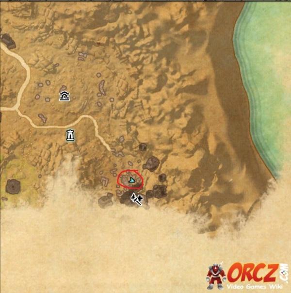 Eso Rivenspire Treasure Map Iv Orcz Com The Video