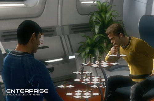 Star trek video game 3d chess the video games wiki - Star trek tridimensional chess ...