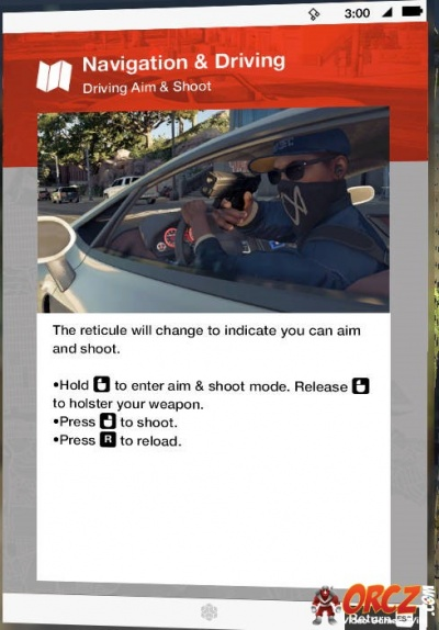 Watch Dogs  Shoot While Driving