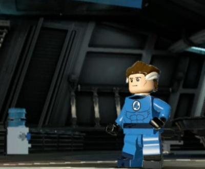 Lego Marvel Super Heroes Mister Fantastic Orczcom The Video