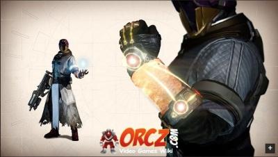 Destiny: Mars Warlock's Armor - Orcz com, The Video Games Wiki