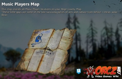Far Cry New Dawn: Music Players Map - Orcz com, The Video
