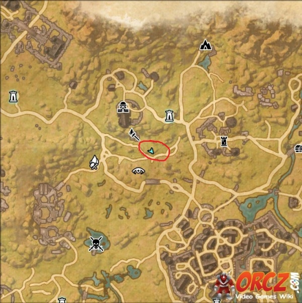 ESO: Stormhaven CE Treasure Map - Orcz.com, The Video Games Wiki