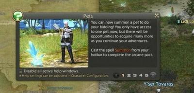 FFXIV ARR: Pets - Orcz com, The Video Games Wiki