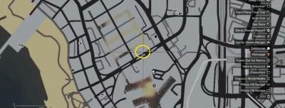 gta v spaceship part vespucci palomino ave the video games wiki. Black Bedroom Furniture Sets. Home Design Ideas