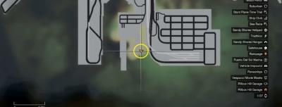 GTA V: Spaceship Part: Elysian Island Dock - Orcz com, The