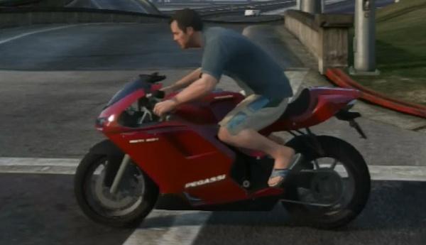 GTA V: Bati 801 - Orcz.com, The Video Games Wiki