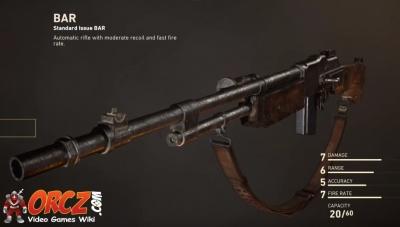 Bar Gun Ww2