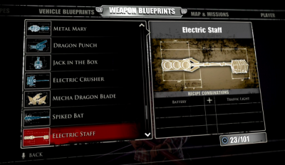 Dead Rising 3: Electric Staff - Orcz.com, The Video Games Wiki on