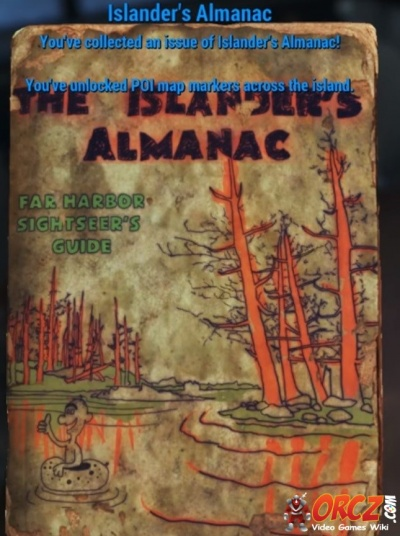 Islander S Almanac Perk