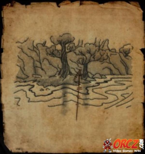 eso shadowfen treasure map i orcz the video games wiki