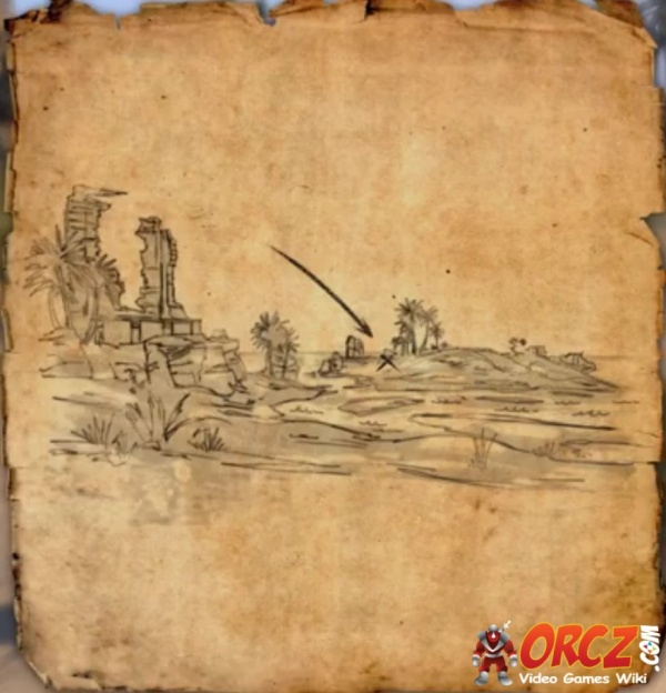 ESO: Stros M'Kai Treasure Map II   Orcz.com, The Video Games Wiki