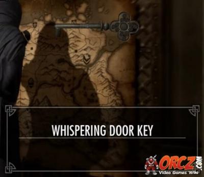 & Skyrim: Whispering Door Key - Orcz.com The Video Games Wiki