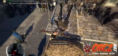 Assassin S Creed Syndicate Perform A Leap Of Faith In A Haystack