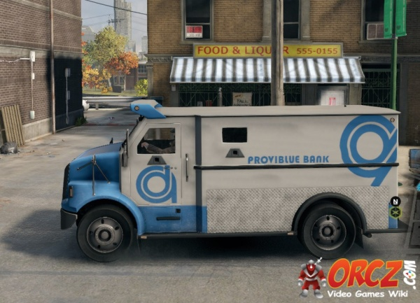 Watch Dogs Proviblue Bank Armored Truck Orcz Com The