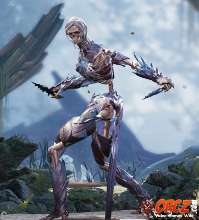 Divinity Original Sin 2: Undead Elf - Orcz com, The Video Games Wiki