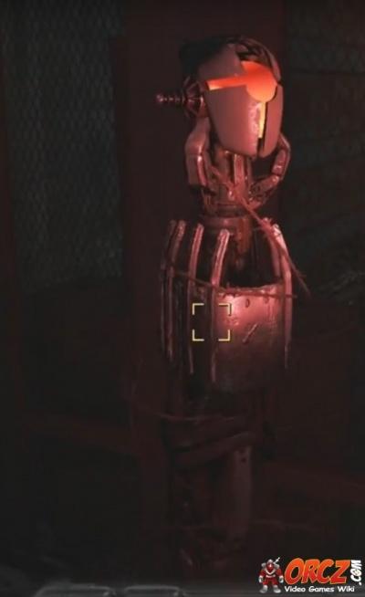 Fallout 4 Assaultron Totem Orcz Com The Video Games Wiki