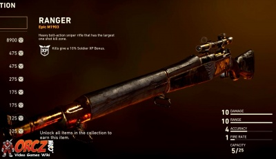 Call Of Duty Ww2 Ranger Orcz Com The Video Games Wiki