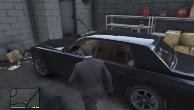 GTA V: Find A Enus Super Diamond - Orcz.com, The Video ...