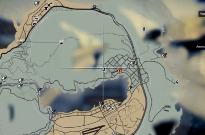 GTA V Chase Thieves Country 1  Orczcom The Video Games Wiki