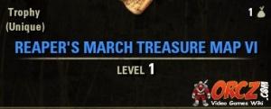 ESO: Reaper's March Treasure Map VI - Orcz com, The Video