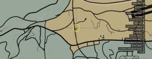 Gta  Letter Scrap Grand Senora Desert