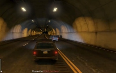 GTA V: Chase the O'Neil Brothers - Orcz com, The Video Games