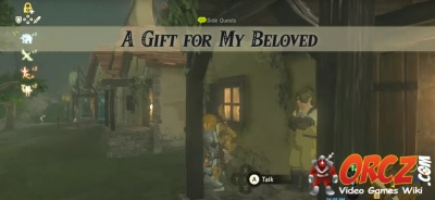 Breath of the Wild: A Gift For My Beloved - Orcz.com, The Video ...