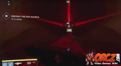 wrath of the machine siva clusters