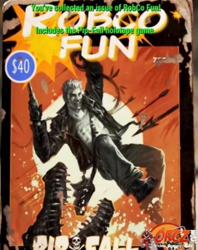 Fallout 4 Robco Fun Magazine Orcz Com The Video Games Wiki
