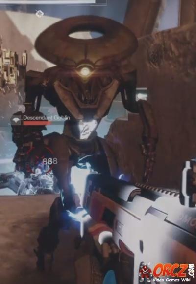 Destiny 2 Descendant Goblin Orcz Com The Video Games Wiki