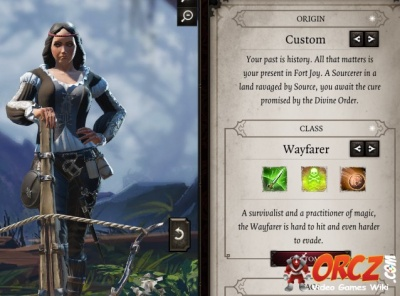 Divinity Original Sin 2: Character Creation - Orcz com, The Video