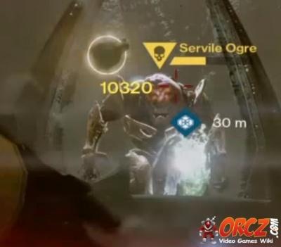Destiny Beta - Hallowed Ogre on the Moon - YouTube |Ogre Destiny Taken