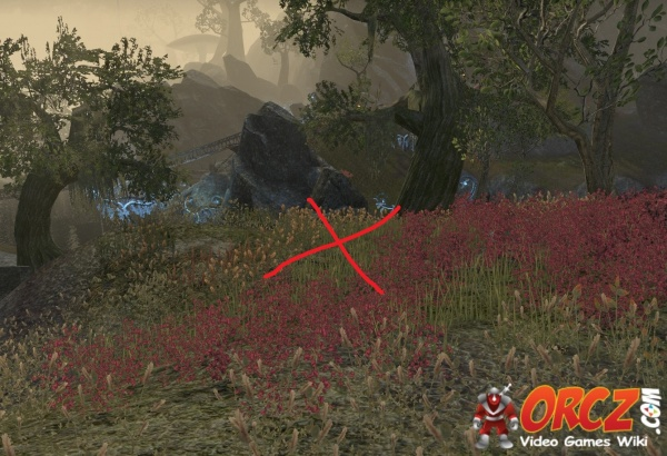 ESO: Deshaan Treasure Map IV - Orcz.com, The Video Games Wiki on