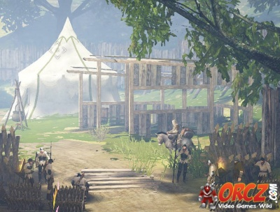 Black Desert Online: Central Guard Camp - Orcz com, The Video Games Wiki