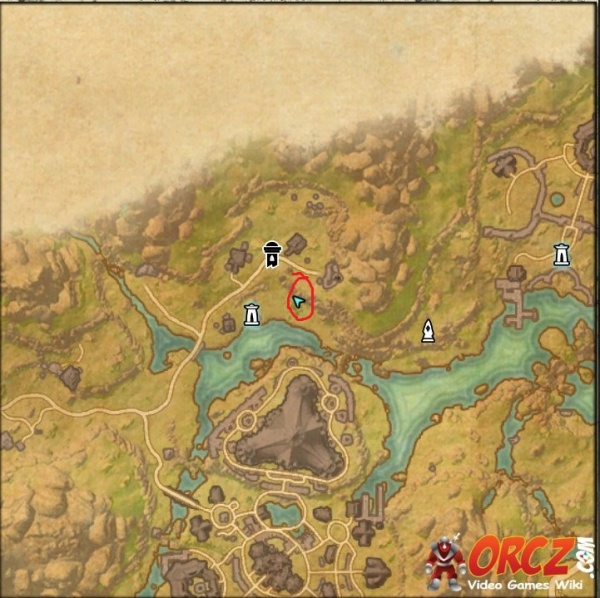 ESO: Deshaan Treasure Map III - Orcz.com, The Video Games Wiki on